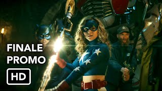 "DC's Stargirl 1x13 Promo ""Stars & S.T.R.I.P.E. - Part Two"" (HD) Season Finale"