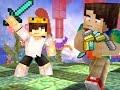 Minecraft: EGGWARS - A DUPLA INVENCÍVEL