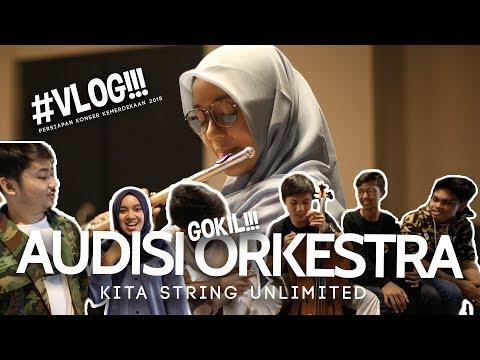 Vlog Audisi Konser Kemerdekaan