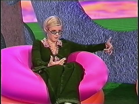 Robyn-  Interview - videotech 1998
