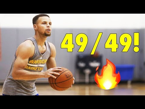 can-you-break-stephen-curry's-49-straight-3-pointers?