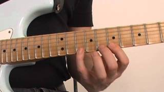Guitar Technique - How To Play Fast Using Legato