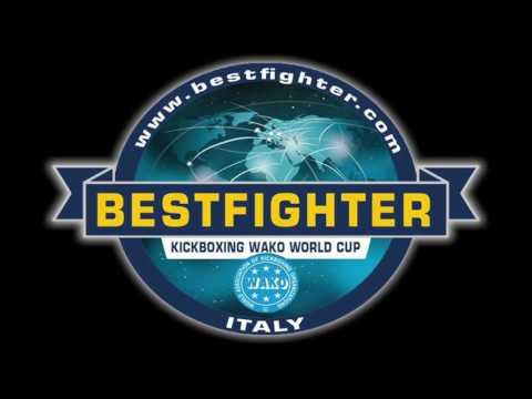 Nicolo Tumolo v Timotej Zavec Bestfighter 2017