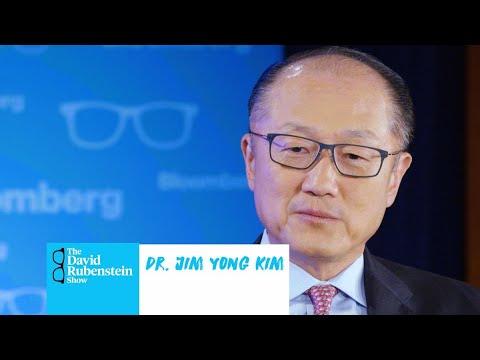 The David Rubenstein Show: Dr. Jim Yong Kim