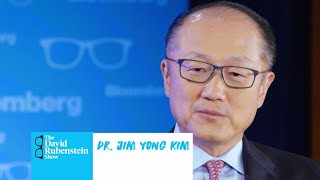 The David Rubenstein Show: Dr. Jim Yong Kim