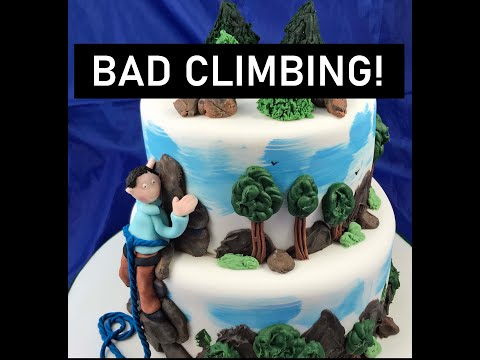 Reviewing Climbing Cakes Based on the Climbing