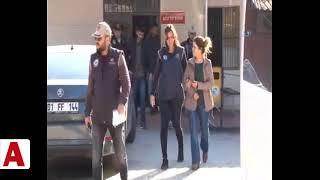 """DeaŞ Görünümlü Pkk""""lı Teröristin Ablası Da DeaŞ""""a Katılmış"""