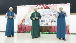 Soutul Amal: Selawat, Awal Kalam, Langkah Pejuang