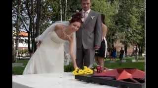 Свадьба Алексей и Мария.avi