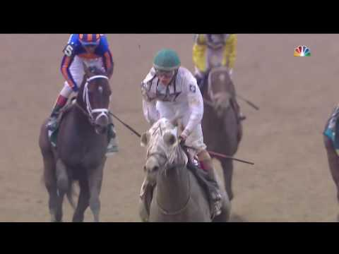 Creator wins the 2016 Belmont Stakes