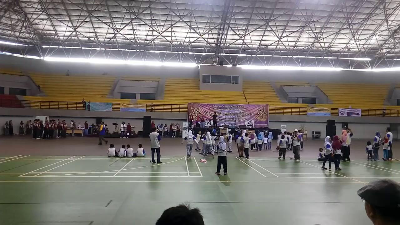 Mars Muhammadiyah, dalam Milad SD Muhammadiyah Sokonandi ...