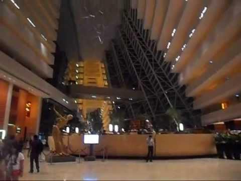 Marina Bay Sands Singapore Hotel Resort Casino Premier Room All Around Tour