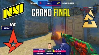 GRAND FINAL! NaVi vs Astralis - BLAST Premier -  HIGHLIGHTS l CSGO