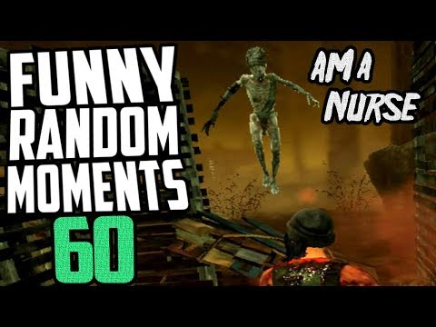Dead by Daylight funny random moments montage 60