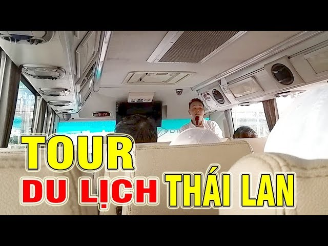 HƯỚNG DẪN cách du lịch THAILAND THEO TOUR BANGKOK AND PATTAYA