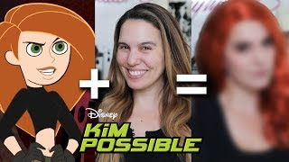 Turning the Voice of Kim Possible INTO Kim Possible!