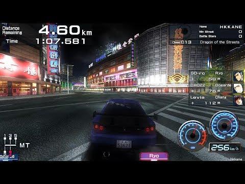 (環狀賽車GT)FAST BEAT LOOP RACER GT Story mode P.4  