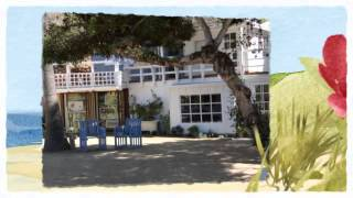 A Visit to Crystal Cove in Southern California and The Beachcomber Cafe