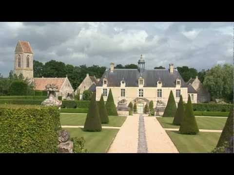 Jardin de Normandie : les jardins du Château de Brécy