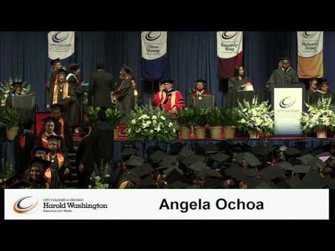 CCC Commencement 2017 - Part 5 (Harold Washington College)