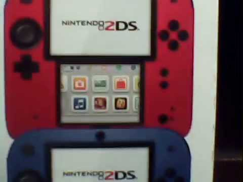 los angeles 405d1 172d1 Unboxing Nintendo 2DS Silicone Jacket & Tutorial how to put on a Nintendo  2DS silicon jacket