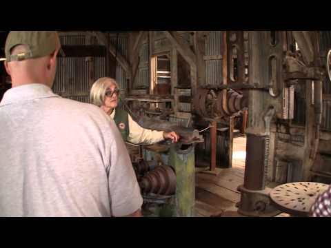 BODIE CA - GHOST TOWN STAMP MILL TOUR P.4