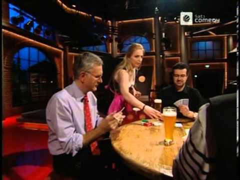 Die Harald Schmidt Show - Folge 1057 - Skatkloppen