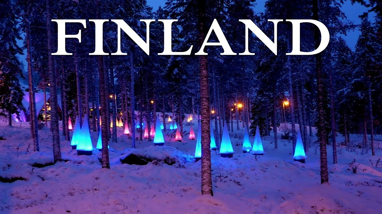 10 Best Places To Visit In Finland Finland Travel Youtube