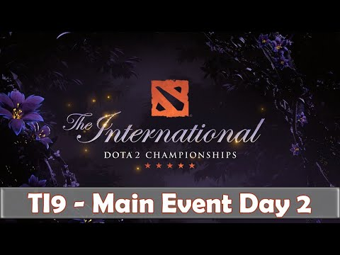 Liquid vs TNC | The International 2019 | Dota 2 TI9 LIVE | Lower Bracket | Main Event Day 2