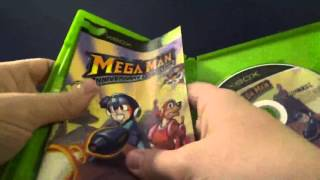 Unboxing #6: Mega Man Anniversary Collection (Xbox)