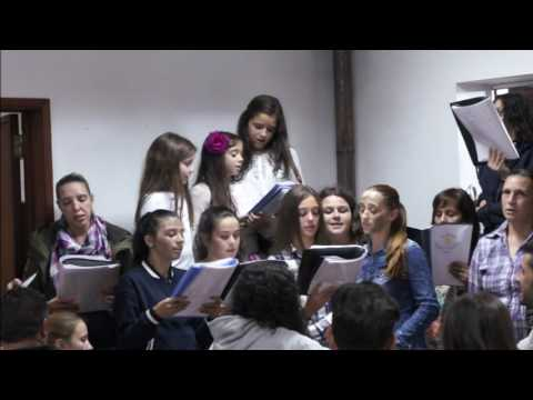 Voz dos Anjos - magusto 2016 - Brunhais