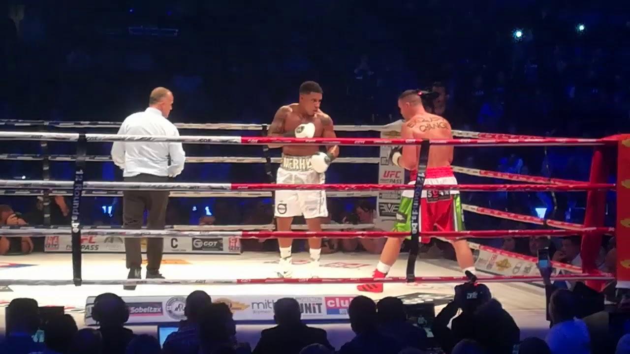 Download Ryad Merhy vs Imre Szello Full Fight Knockout