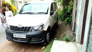 Mahindra Xylo D2 | White colour | Exteriour | Interiour | Real-life review