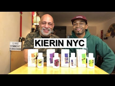 KIERIN NYC New Niche House Overview With Simply Put Scents + Full Bottle GIVEAWAY (CLOSED)