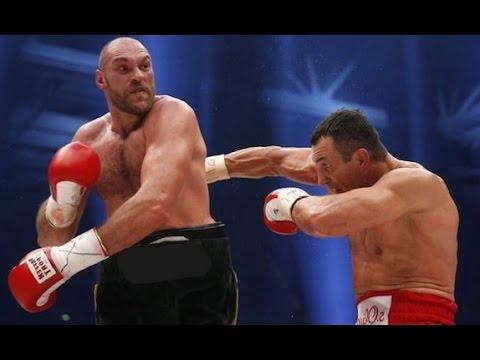 бокс кличко online фьюри ютуб