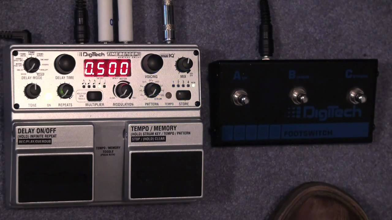 Delay Pedal With Presets : timebender delay pedal presets getting started youtube ~ Hamham.info Haus und Dekorationen