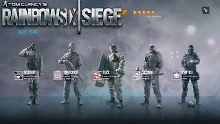 Chillin On Rainbow Six Siege (Tom Clancey