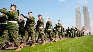 Canada prepares to mark 100th anniversary of Vimy Ridge
