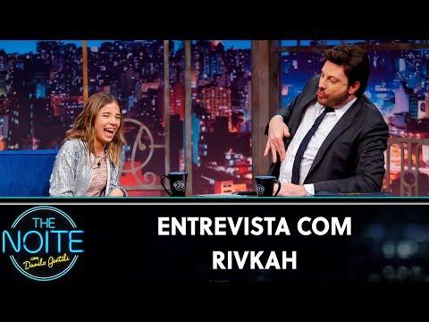 Entrevista com Rivkah  The Noite 090819