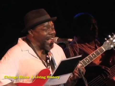 Lurrie Bell - I Believe - Chicago Blues: A Living History