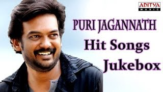 Puri Jagannath Tollywood All Time Hit Songs || Jukebox ||  Birthday Special
