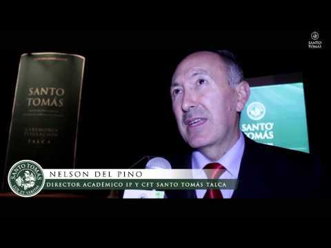 Titulación Instituto Profesional Y Centro De Formación Técnica Santo Tomás Talca 2013