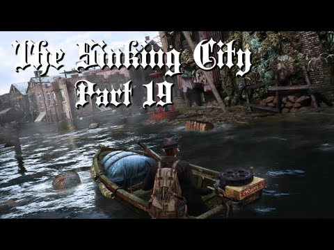 Lets play The Sinking City : part 19 welcome home ( sanitarium)  