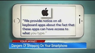Dangers Of Shopping On Your Smartphone