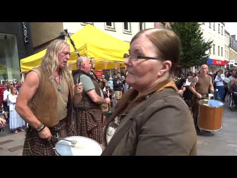 Best Bagpipes Kilts And Tribal Drums Music City Centre Perth Perthshire Scotland