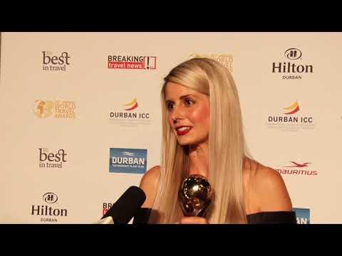 Rina van Staden, director of sales and marketing, Legend Golf & Safari Resort