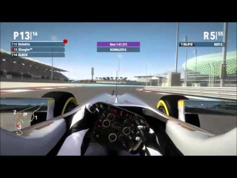 Gomado.de | 100 % Race | Abu Dhabi