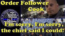 "Copwatch: Spokane, WA - Order follower, ""That's the car they gave me"""