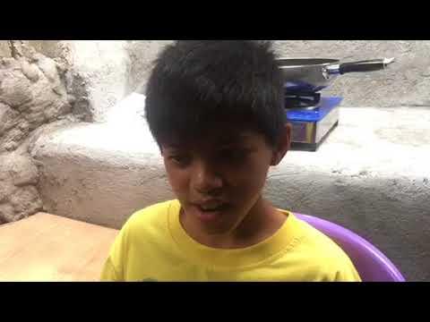 Manila Children Visit Kolapa TV