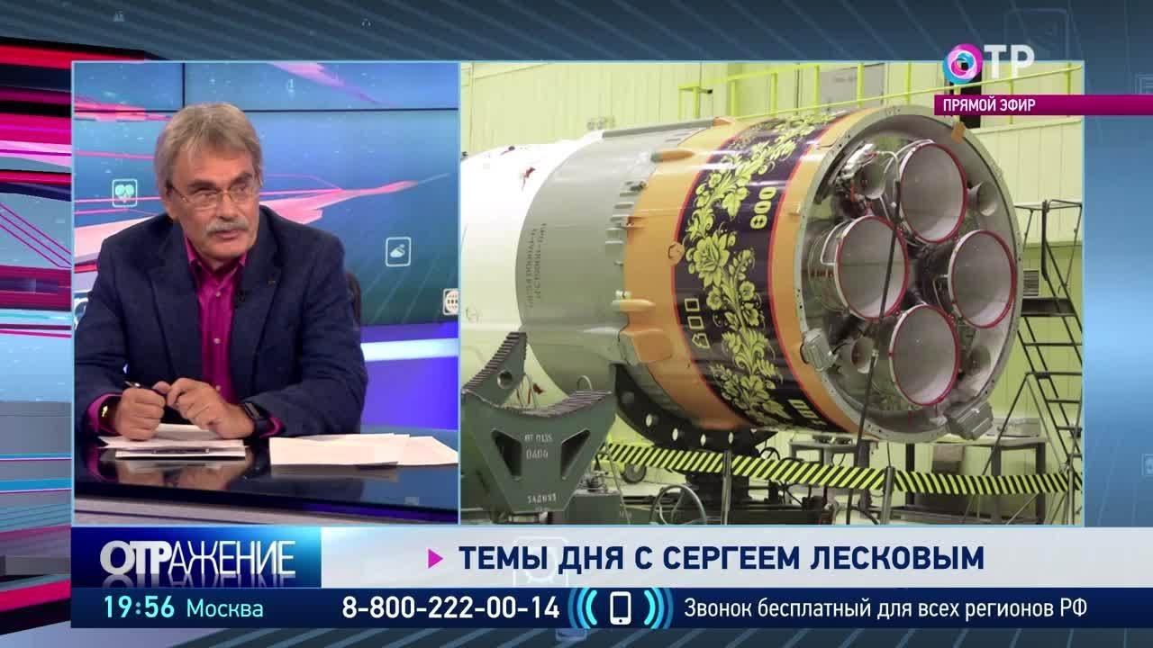Сергей Лесков: Мне кажется, стоило бы за месяц всех добровольно привить и ввести жёсткие QR-коды